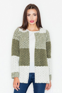 Sweter Damski Model M506 Green - Figl
