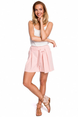 Spodenki Model MOE436 Powder Pink - Moe
