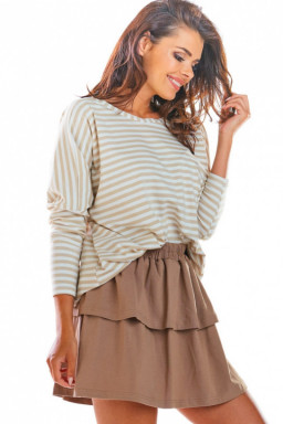 Spódnica Model M218 Beige - Infinite You