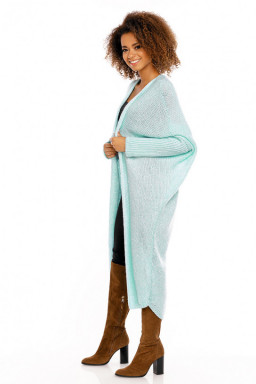Sweter Narzutka model 30053 Ice Mint - PeeKaBoo