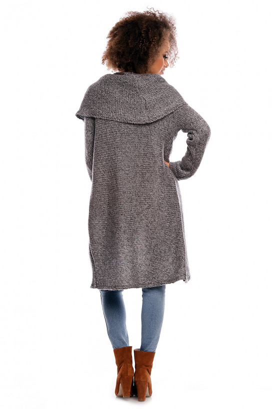Sweter model 30051 Dark Gray - PeeKaBoo