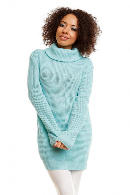 Sweter model 30044 Ice Mint...