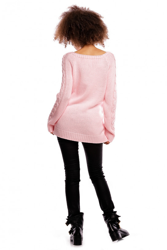 Sweter model 30050C Light Pink - PeeKaBoo