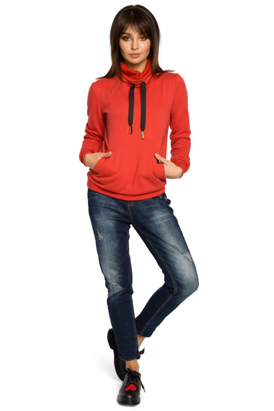 Bluza Damsa Model B055 Red - BE
