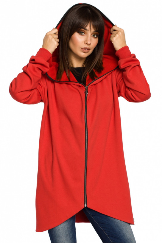 Bluza Damska Model B054 Red - BE