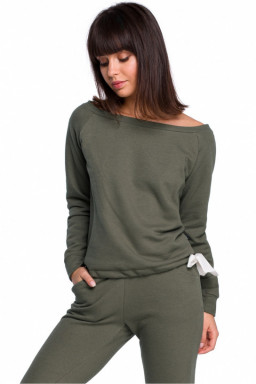 Bluza Damska Model B108 Khaki - BE