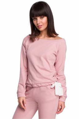 Bluza Damska Model B108 Powder Pink - BE