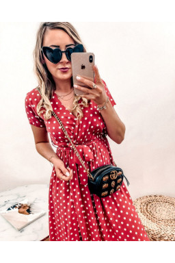 Sukienka Pin Up Maxi...