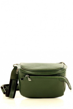 Torebka Model L206B 3552 Green Forest - Mazzini