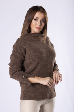oversize'owy sweter ze...