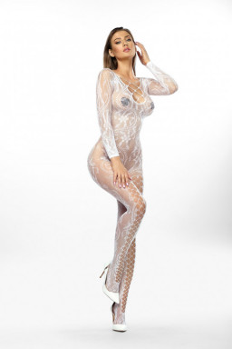 Bodystocking Mirabella White