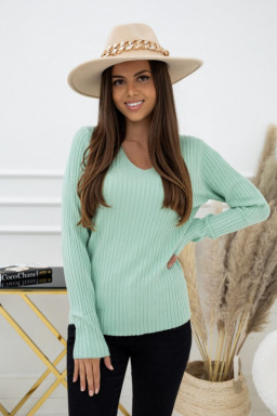 Sweter Daily ZB94598 Mint